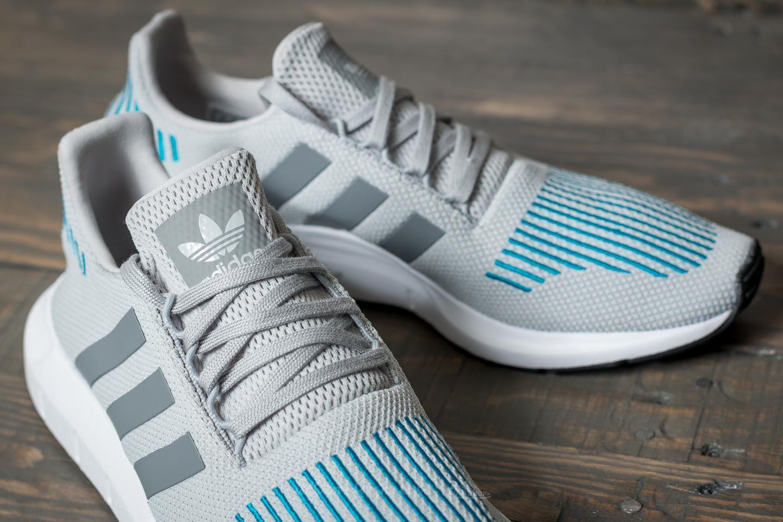 promo code b7e16 6bcb4 Lyst - adidas Originals Adidas Swift Run Grey Two Grey Three