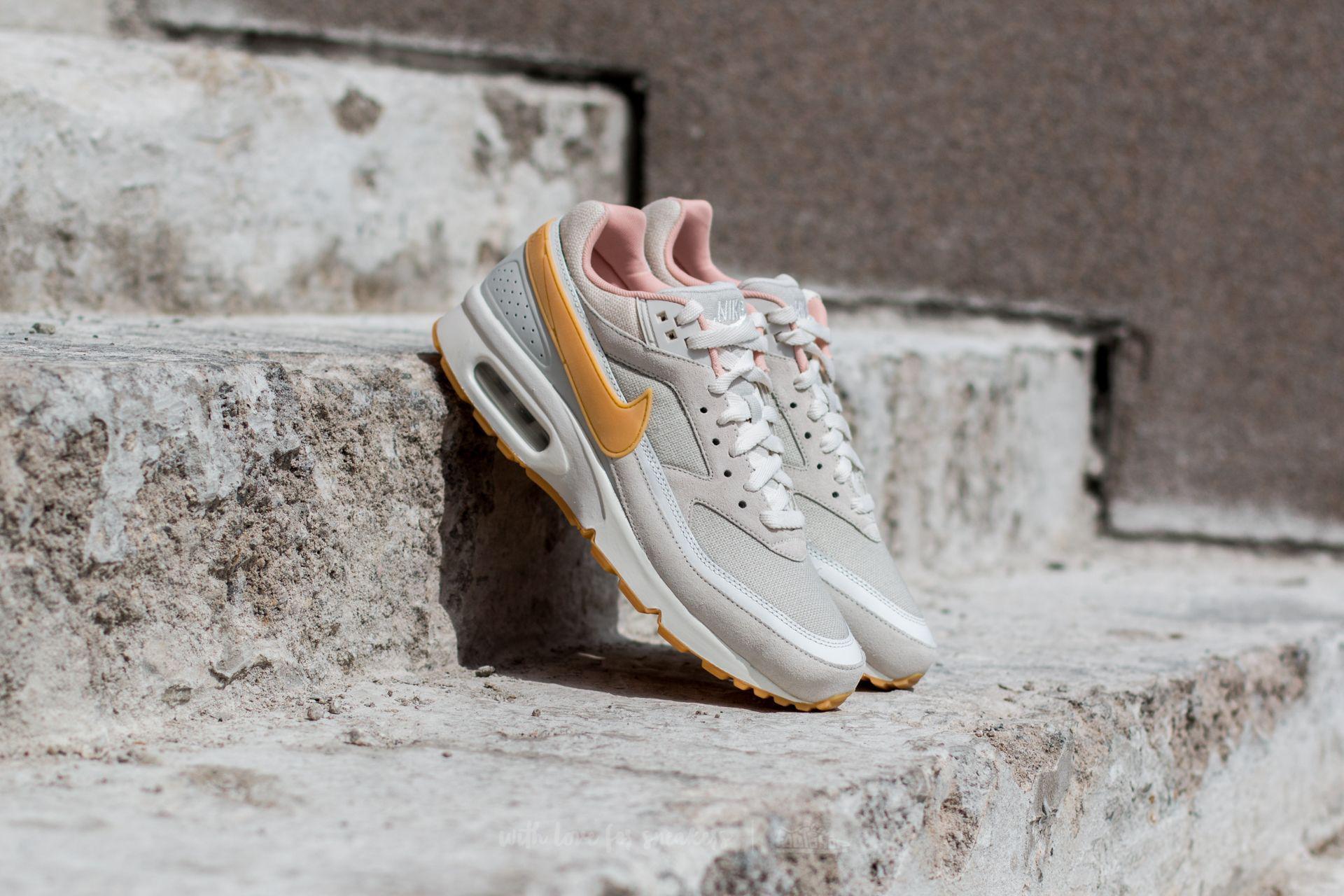 91f78394dd Nike Air Max Bw Premium Phantom/ Gum Yellow-light Bone in Gray for ...