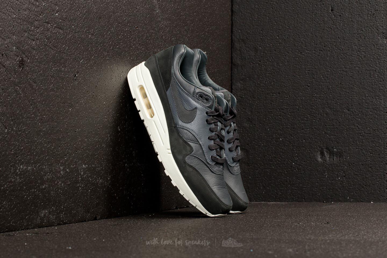 Lyst - Nike Lab Air Max 1 Pinnacle Black  Anthracite-dark Grey in ... 846923de1
