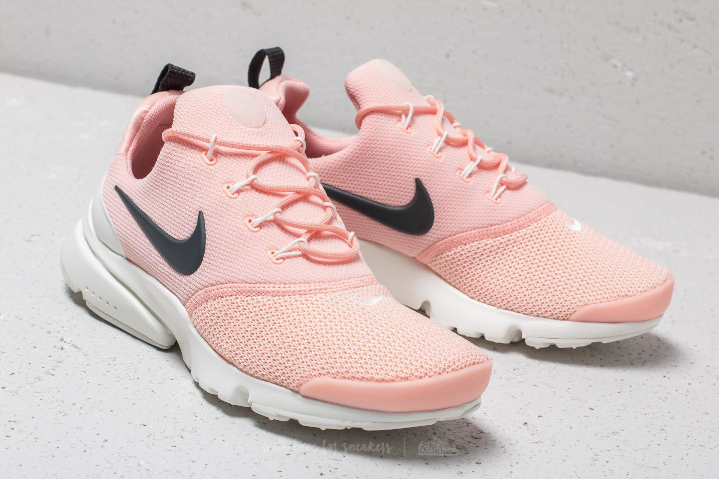 low priced bb8f7 5c821 Women's Presto Fly (storm Pink/anthracite/summit White) Classic Shoes