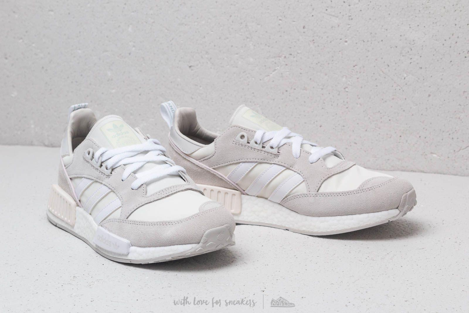 Adidas Boston Super X R1 Cloud White Ftw White Grey One