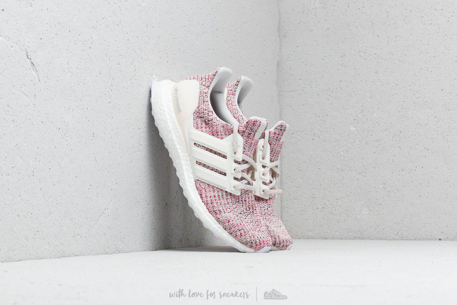 adidas Originals. Women s Adidas Ultraboost W Chalk Pearl  Cloud White   Shock Pink d71366f13