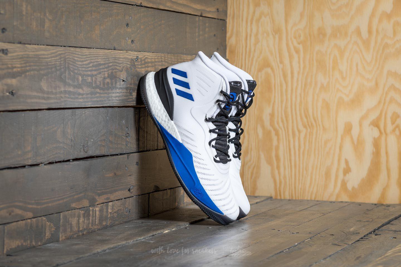 5353eccb949 Lyst - adidas Originals Adidas D Rose 8 White  Blue  Black in Blue ...