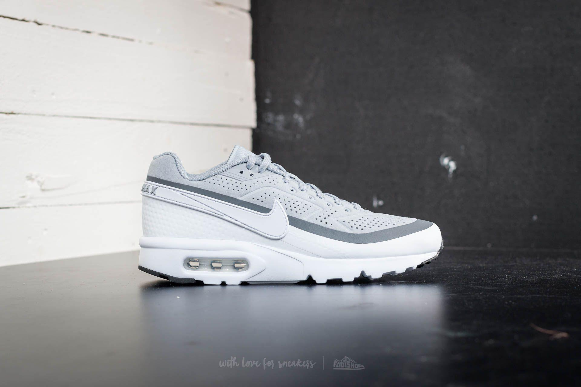 eec3819378 Lyst - Nike Air Max Bw Ultra Moire Wolf Grey White-reflect Silver .