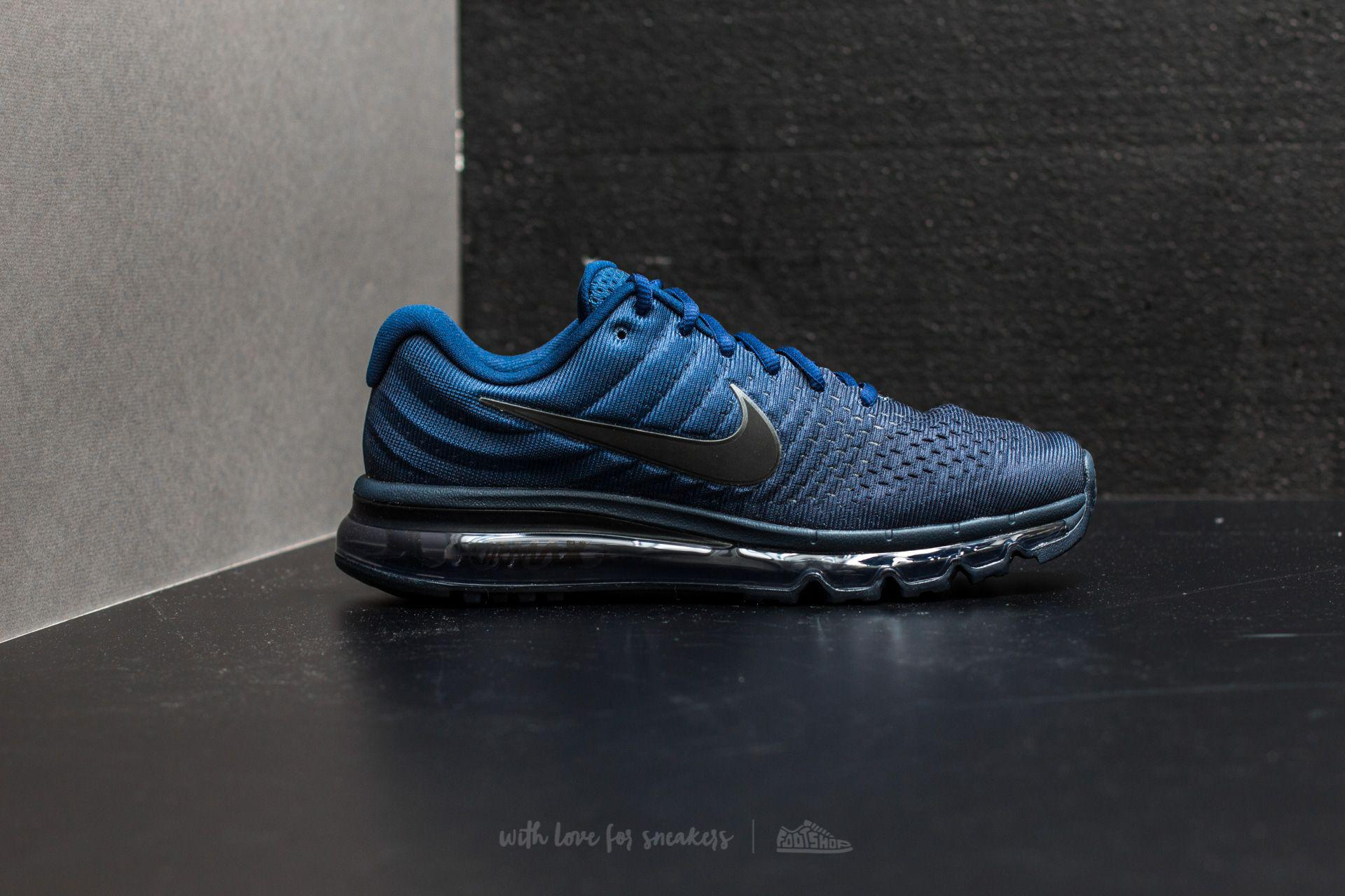 best sneakers 53f10 66bf6 Men's Air Max 2017 Binary Blue/ Black-obsidian