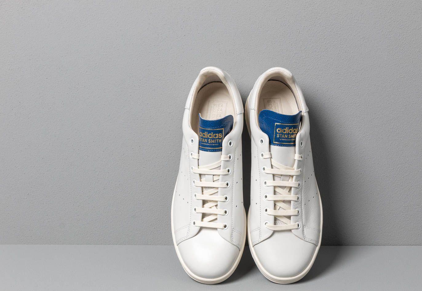 Men's Adidas Stan Smith Bt Ftw White Ftw White Clear Royal