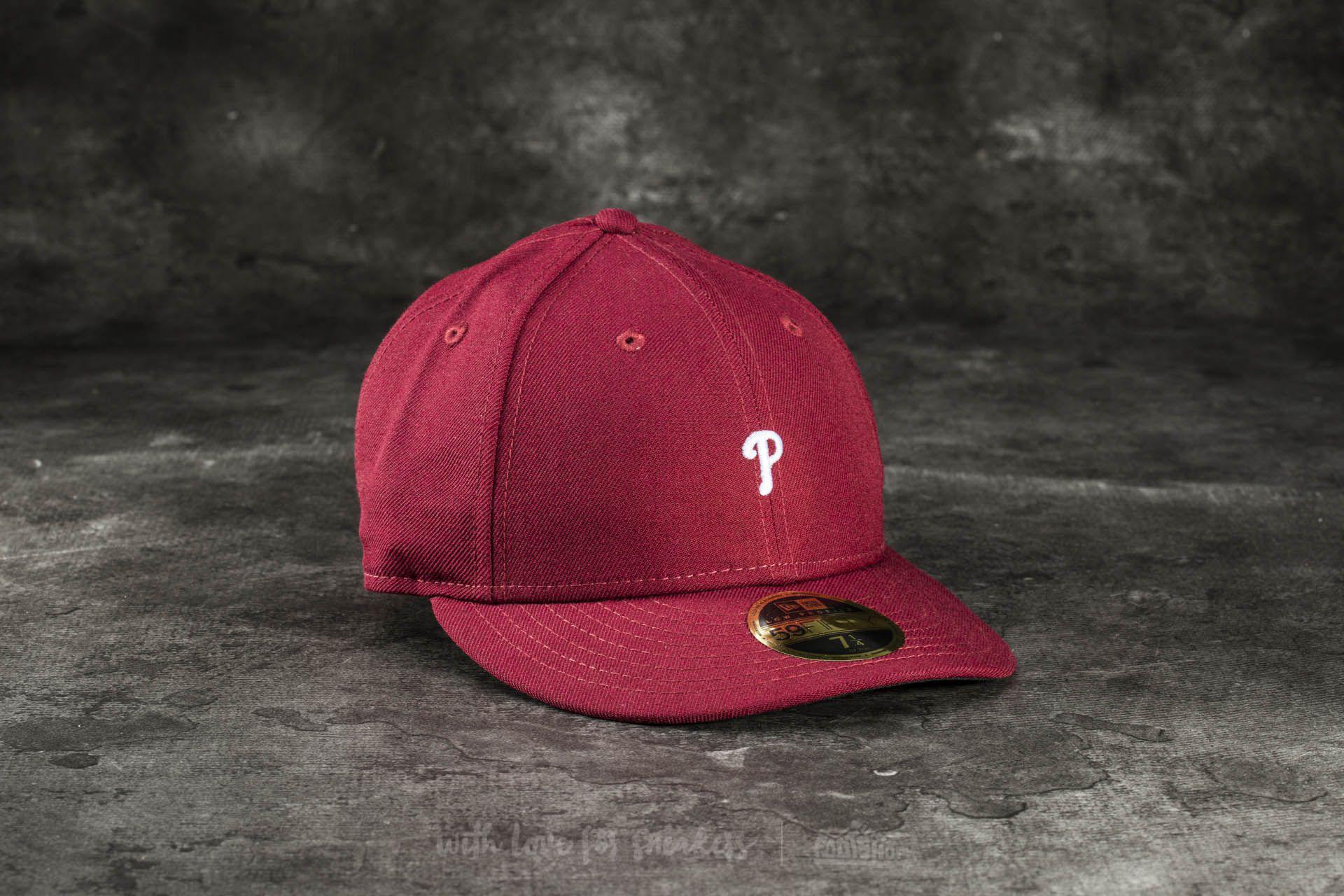 427781f365a Lyst - KTZ 59fifty Low Profile Mini Logo Philadelphia Phillies Cap ...