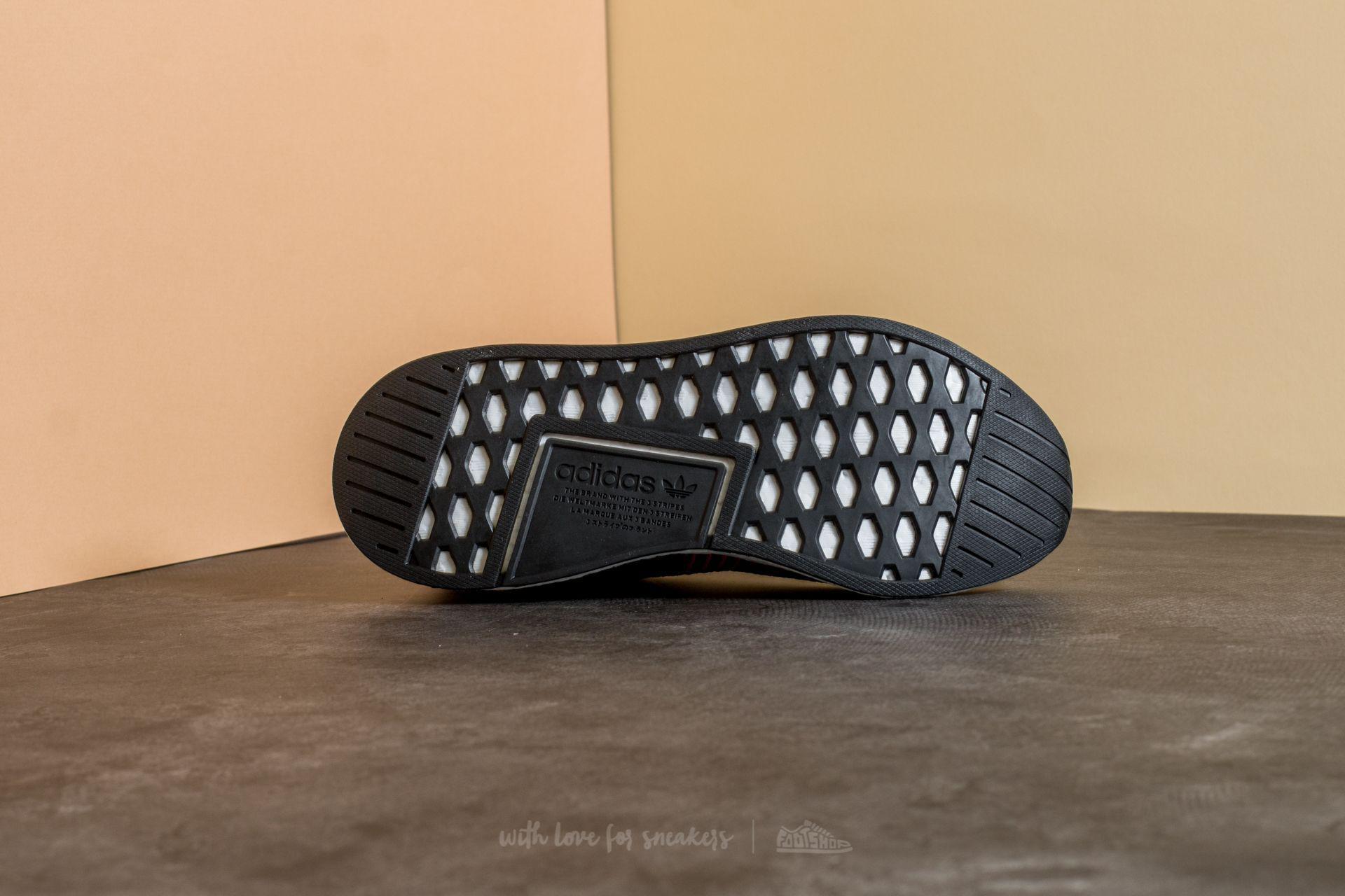 3fa9b95794d30 Lyst - adidas Originals Adidas Nmd cs2 Primeknit Core Black  Core ...