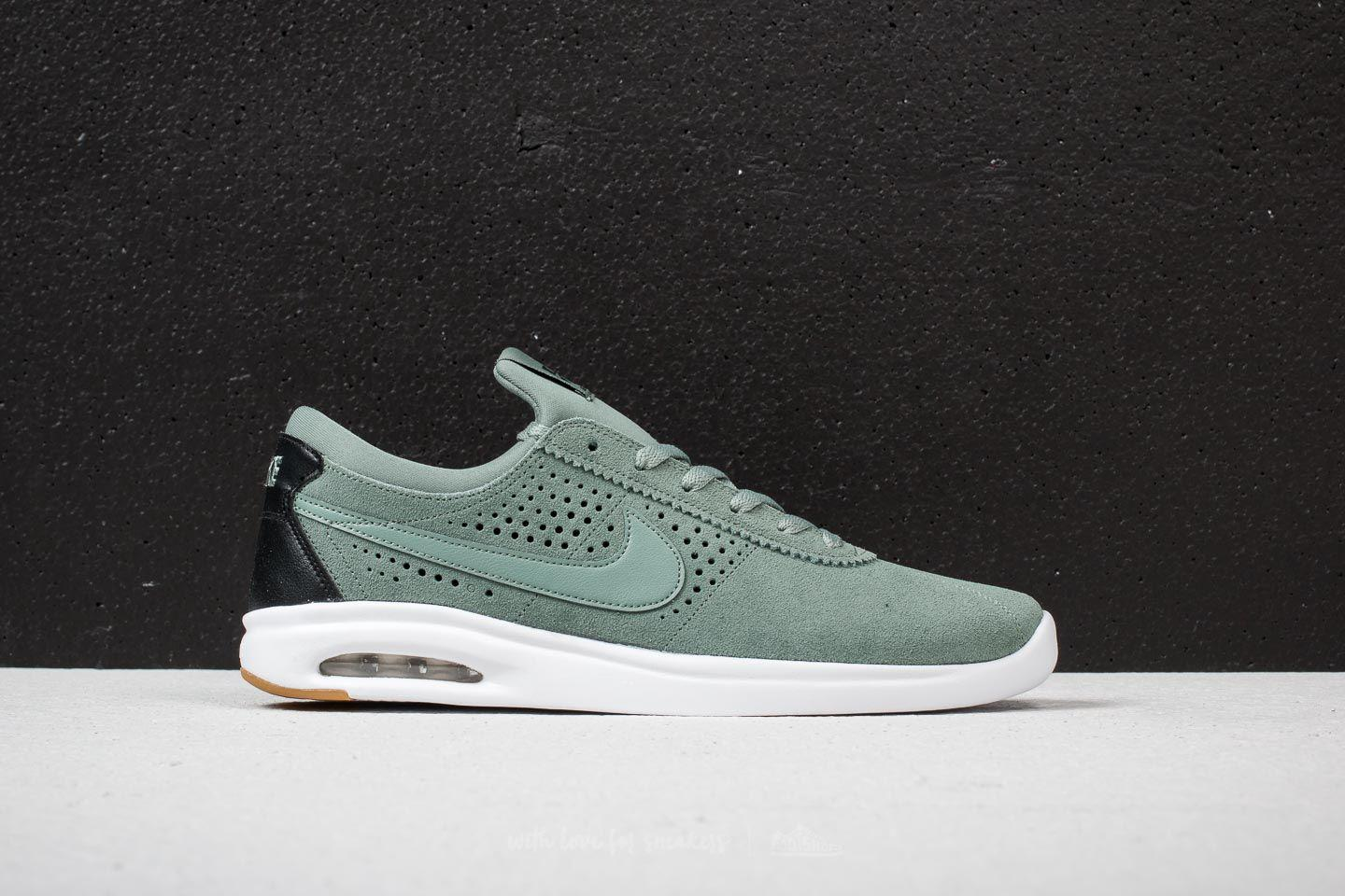 cost charm hot sale online classic style Nike Suede Sb Air Max Bruin Vapor Clay Green/ Clay Green-white for ...