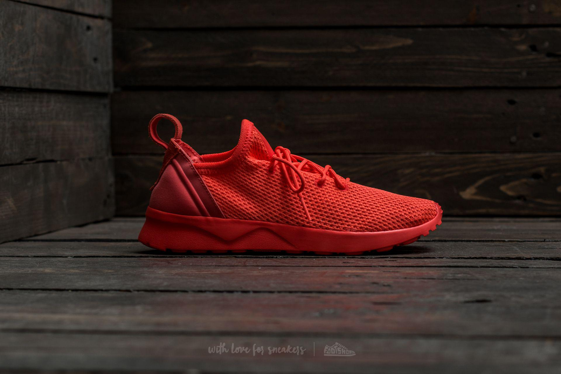 32f01e375dd Lyst - adidas Originals Adidas Zx Flux Adv Virtue Sock W Easy Coral ...