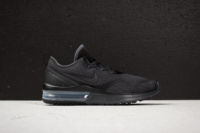 Nike Air Max Fury WMNS Black/ Black-Anthracite De Descuento Nuevos Llegada 1PJms