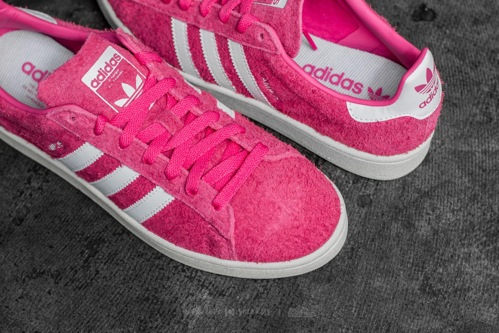 adidas Campus Semi Solar Pink Ftw White Cream White