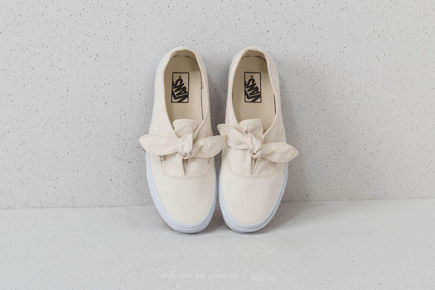 Vans Authentic Knotted (canvas) Marshmallow - Lyst