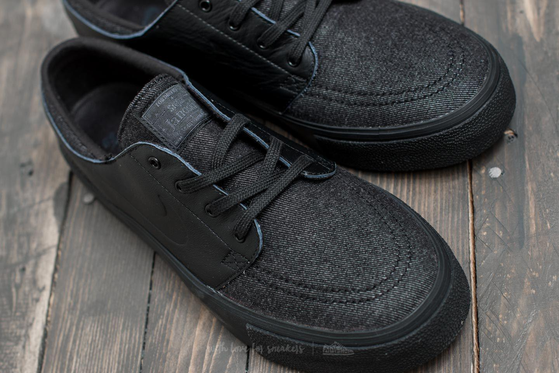 reputable site ef0b2 9d152 Nike Zoom Stefan Janoski Elite Ht Black  Black-anthracite-sail in ...