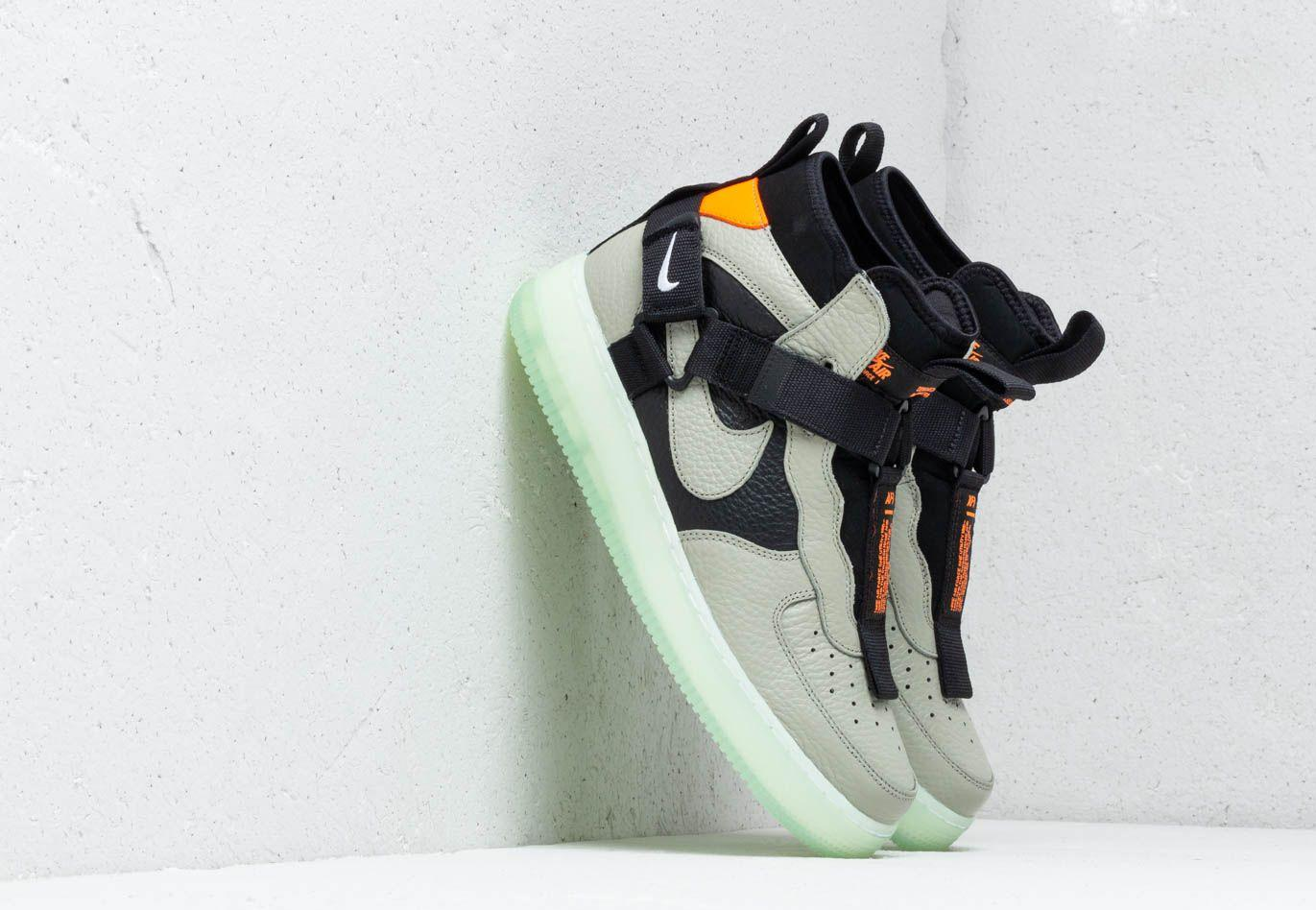 Nike Air Force 1 Utility Mid in Green (Black) for Men - Lyst