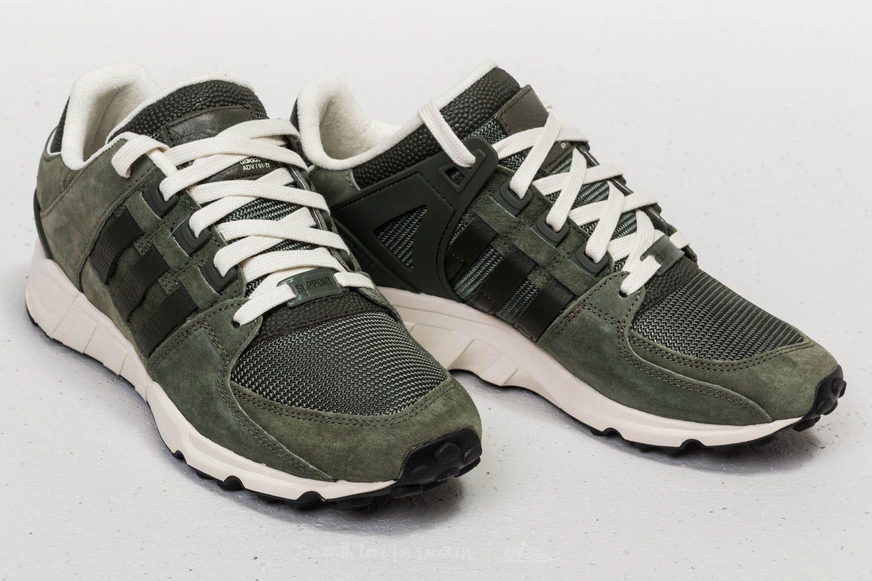 Adidas Eqt Support Rf Basic Green/ Night Cargo/ Core Black
