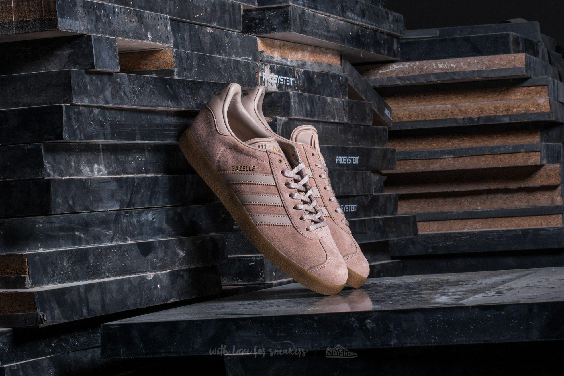 Adidas Gazelle Clay Brown/ Clay Brown/ Gum 3