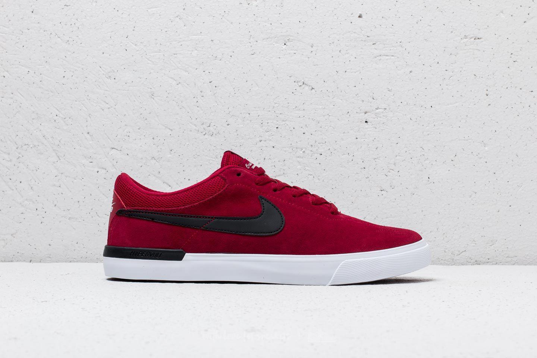 Nike Suede Sb Koston Hypervulc Red