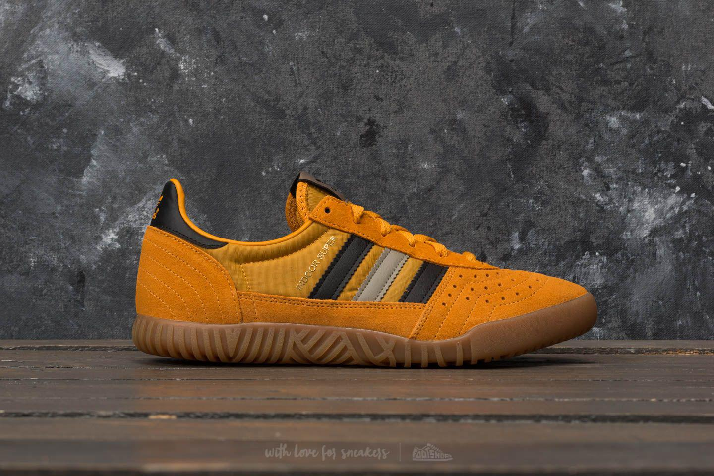 adidas Adidas Indoor Super Tactile Yellow/ Core Black/ Trace Cargo wn0llw