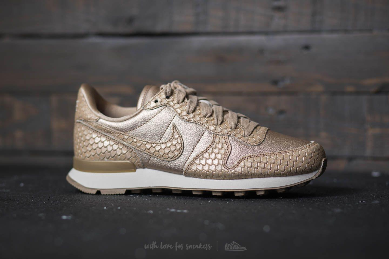 Nike Damen W Internationalist Premium Sneaker