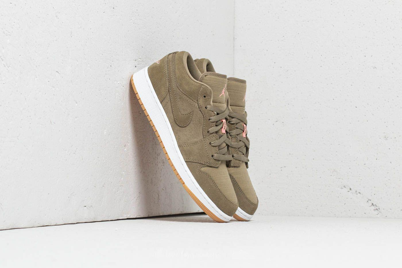 1a591e41e26ba9 Lyst - Nike Air 1 Low Gg Trooper  Bleached Coral-white for Men