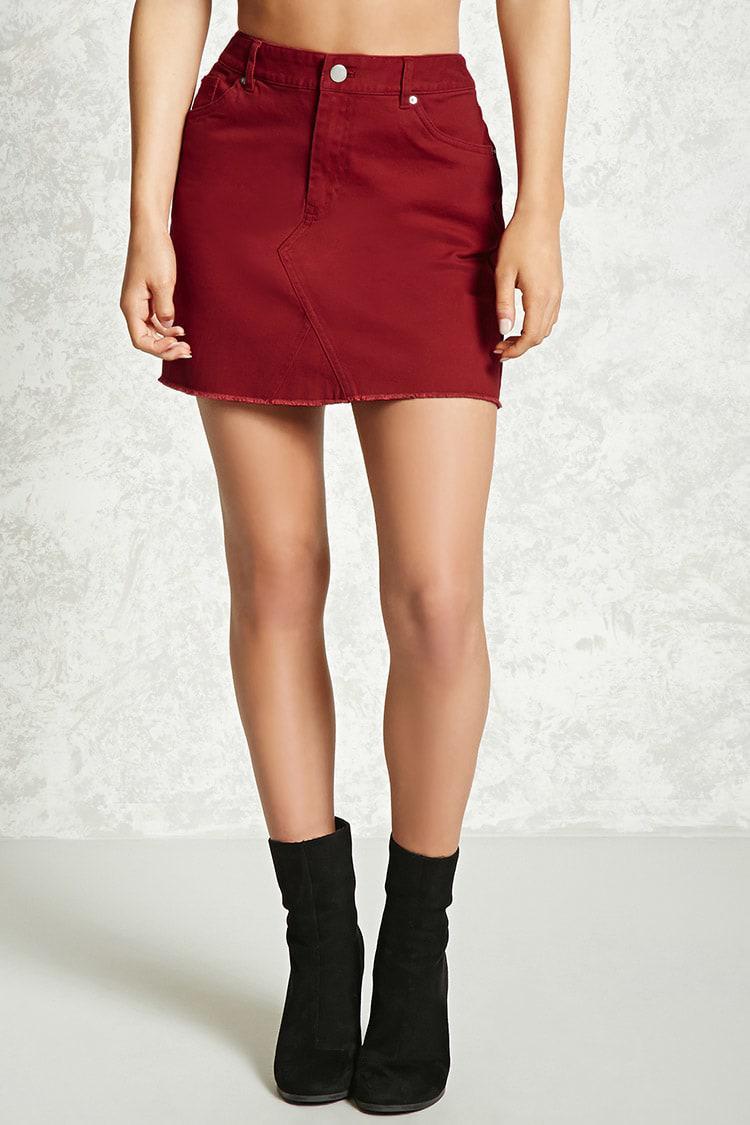 Gallery. Women's Denim Skirts ...