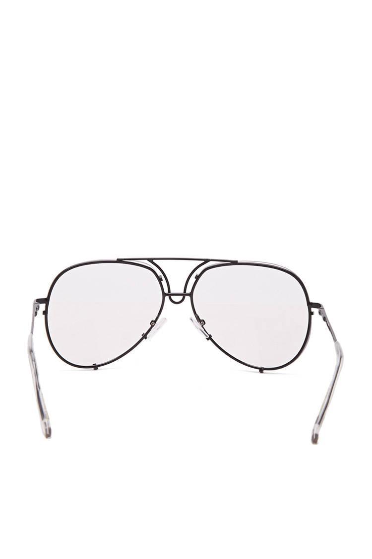 f63c8b17bfb Lyst - Forever 21 Aviator Reader Glasses
