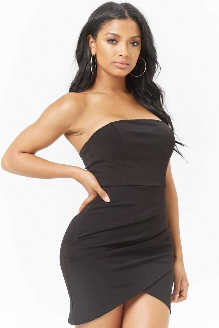 f293472b32 Ruched Bodycon Dress Forever 21