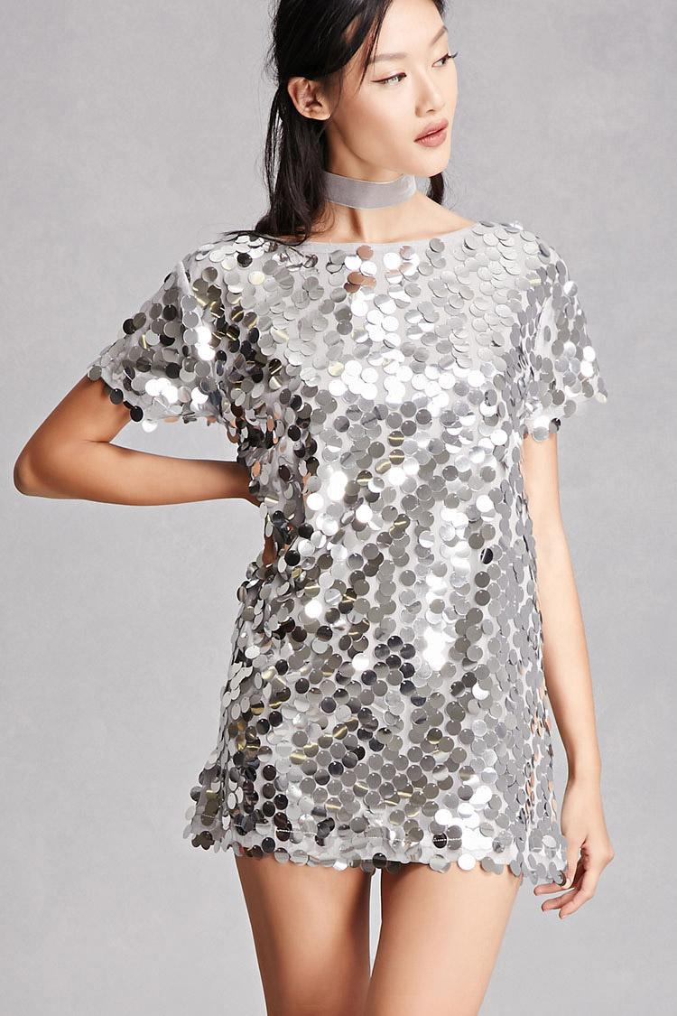 Find great deals on eBay for forever 21 sequin dress. Shop with confidence. Skip to main content. eBay: Shop by category. Womens Silver Forever 21 XXI Shiny Sequin Straight Tank Top Mini Dress S. Pre-Owned · FOREVER 21 · Size (Women's):S. $ or Best Offer. Free Shipping.