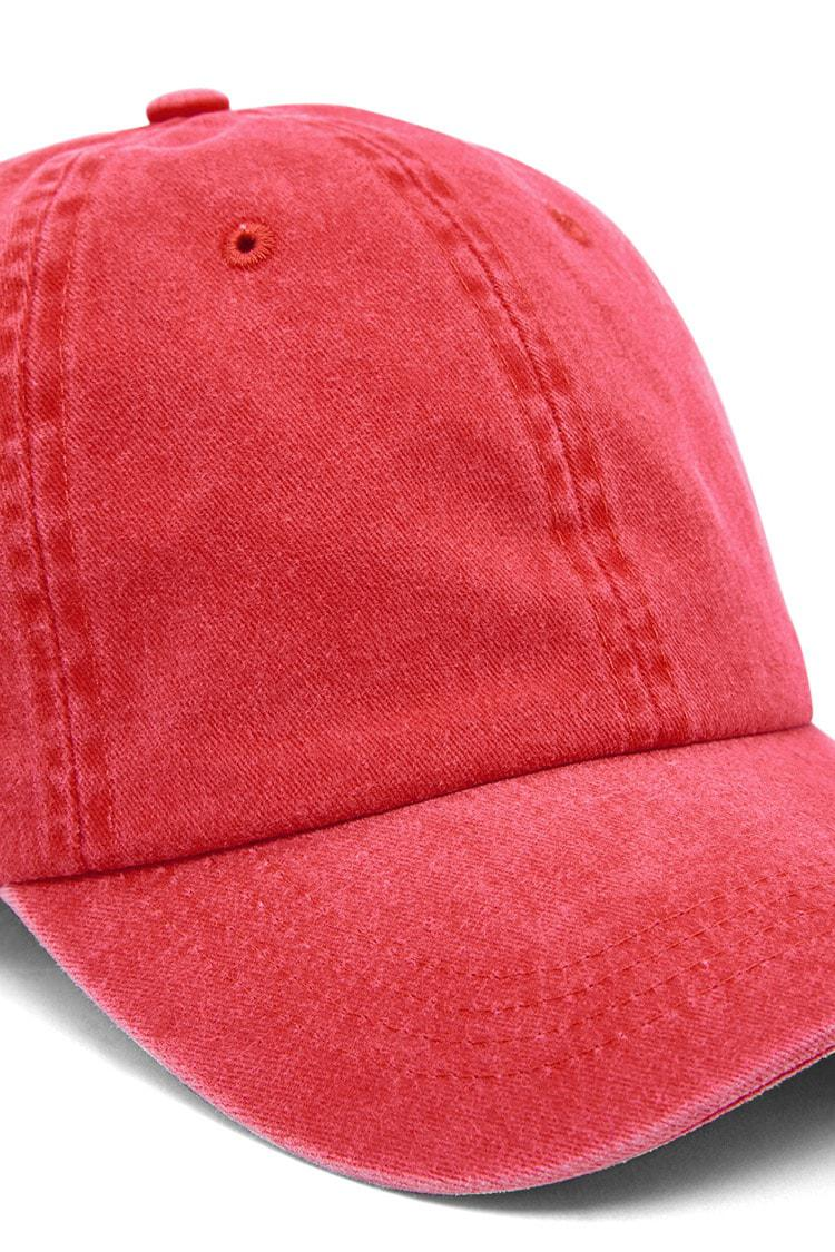 3799ee52aa97f Lyst - Forever 21 Active Faded Baseball Cap in Pink for Men