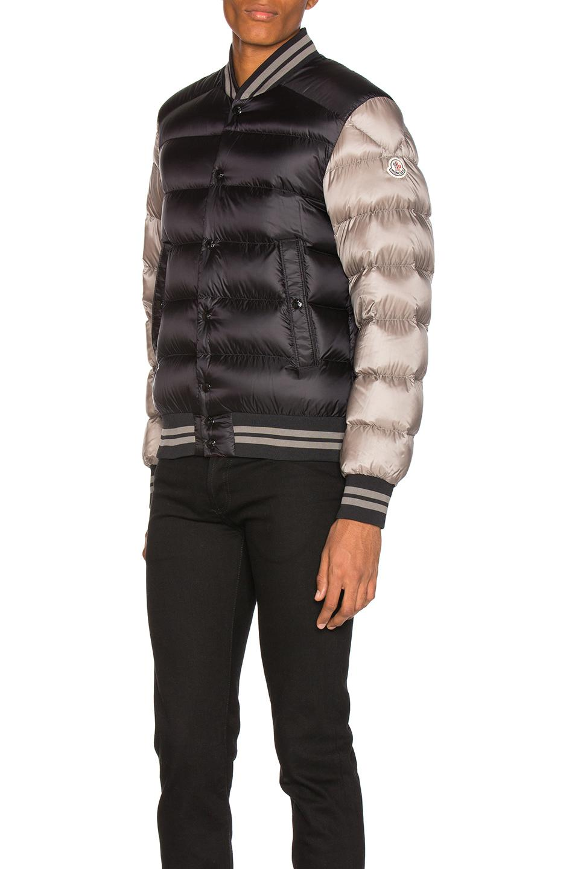 e0da712cd Moncler Black Bradford Jacket