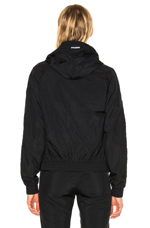 Lyst - Vetements X Reebok Fitted Track Jacket In Black-3580