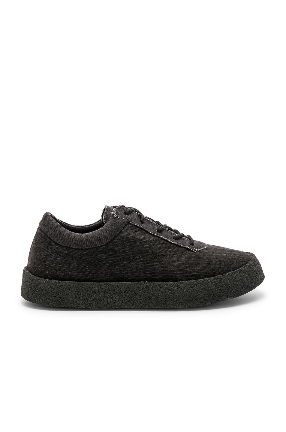 YeezyWashed Canvas Crepe Sneakers in . Pw6fI1