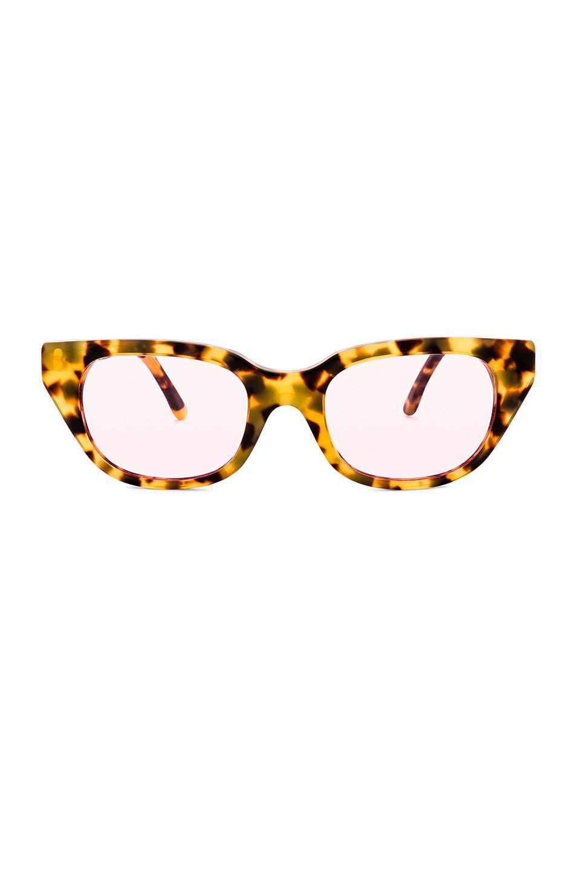 5953f67c7b5d Heron Preston Style Sunglasses in Brown for Men - Lyst