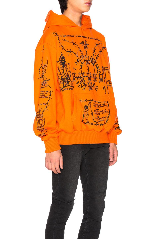 Halo Bandeau Pullover II Bandeau-Orange vif