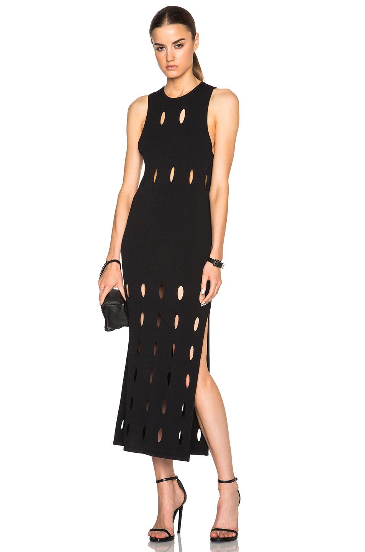 Lyst - Rag U0026 Bone Olympia Dress In Black