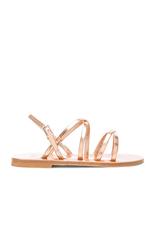 K jacques Datura Sandal in Metallics. 6b5tL5P