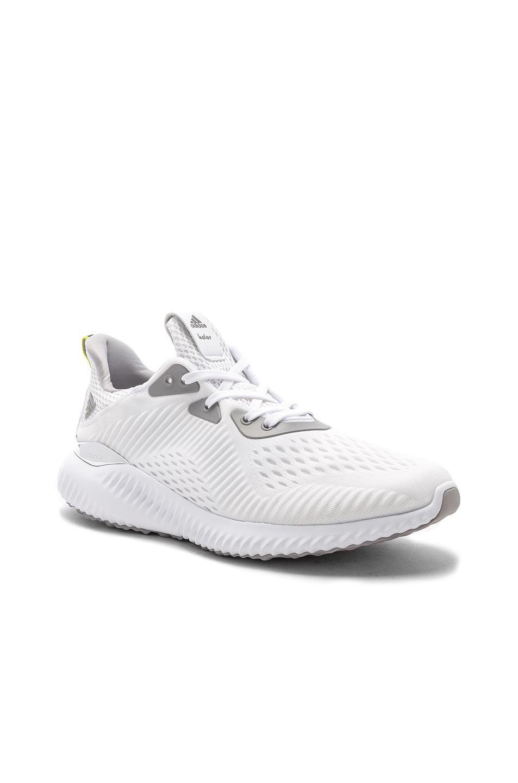 wholesale dealer e3bf5 32e77 Kolor X Adidas Alphabounce 1 in White - Lyst