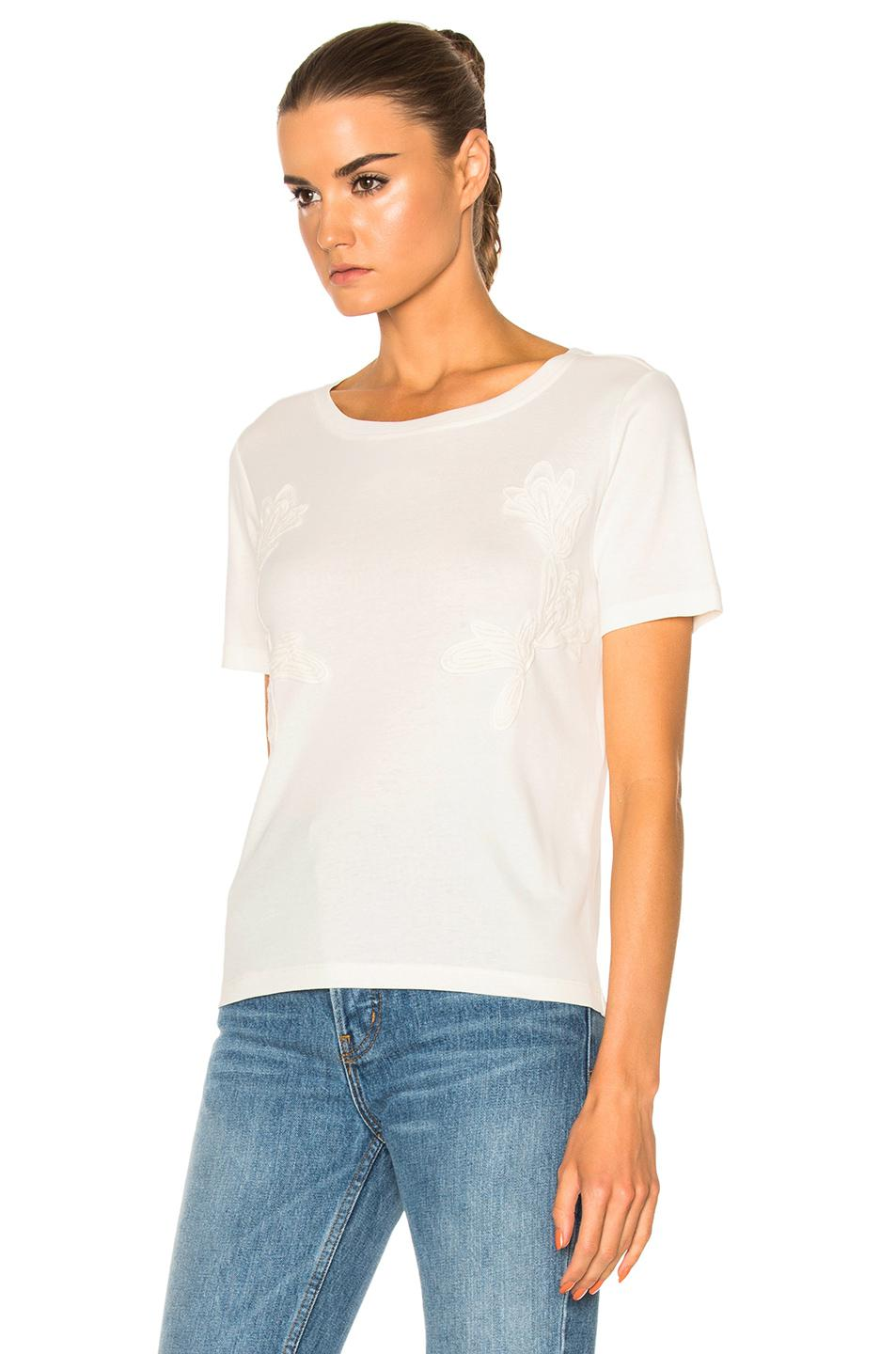 See By Chloé embroidered top Best Sale Discount Discount Good Selling Prices Buy Cheap Online LKBSegGT