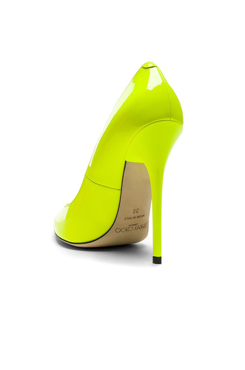 bfb5ffa8ce1e Gallery. Previously sold at  FORWARD · Women s Yellow Heels Women s Jimmy  Choo Anouk ...