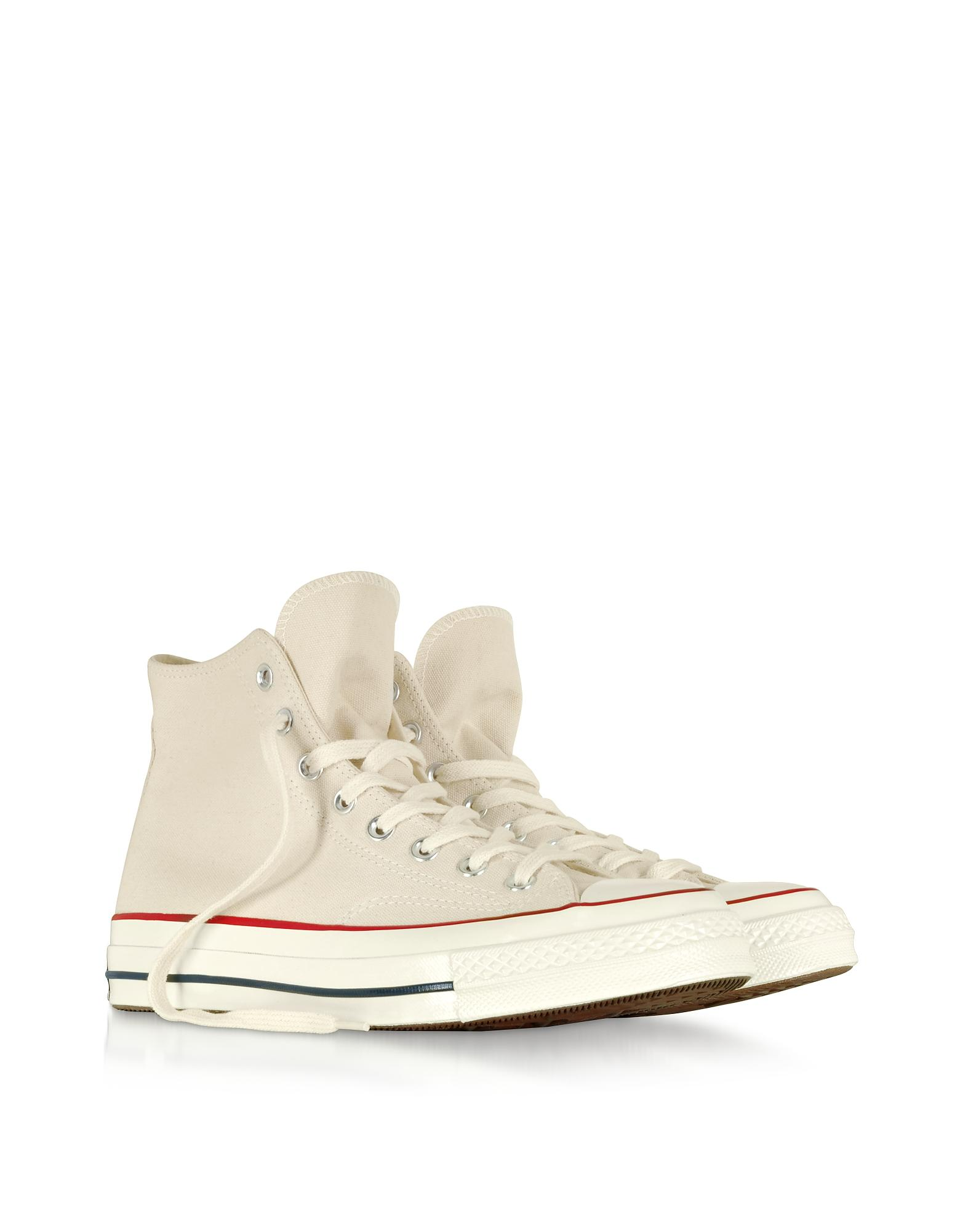 a214e9993f4e Converse Parchment Chuck 70 Classic High Top Unisex Sneakers in Natural for  Men - Lyst