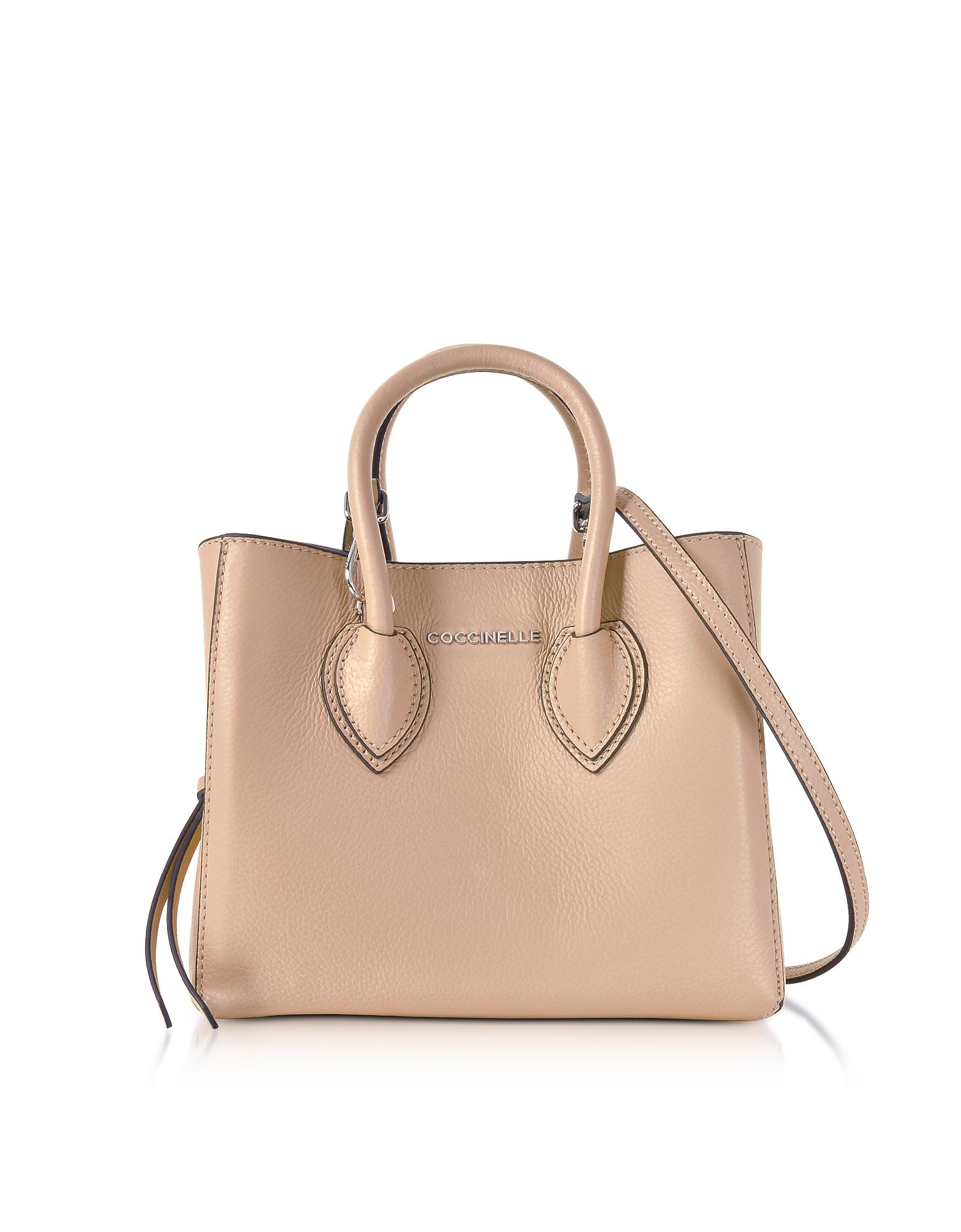 top quality meet where to buy Farisa Pebbled Leather Mini Tote Bag