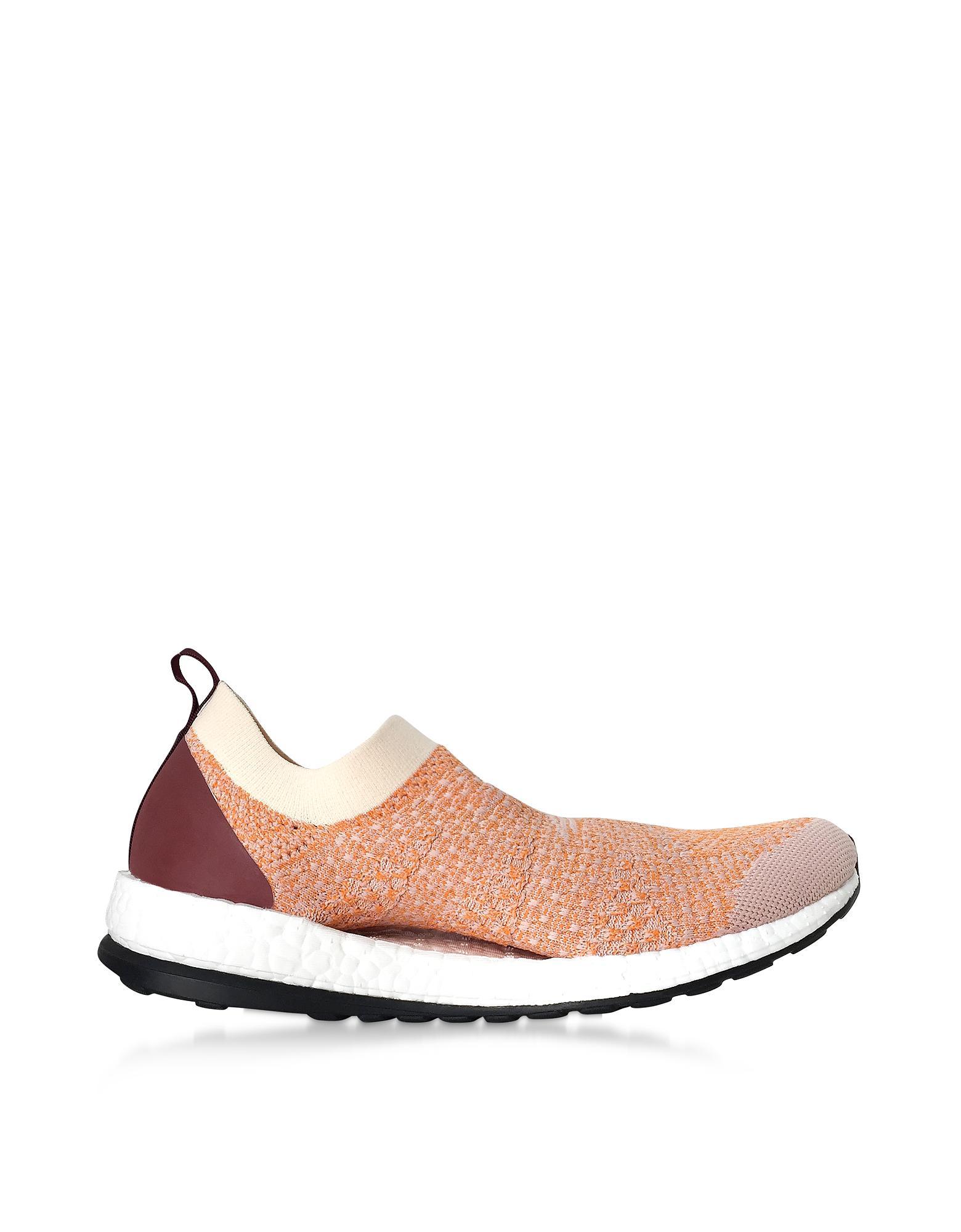 7e7b24e6747df Lyst - adidas By Stella McCartney Pearl Rose Pureboostx Trainers in Pink