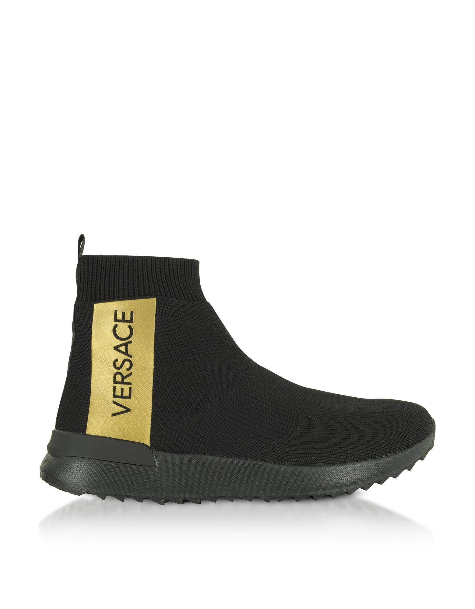 Versace Jeans Couture Rubber Sock