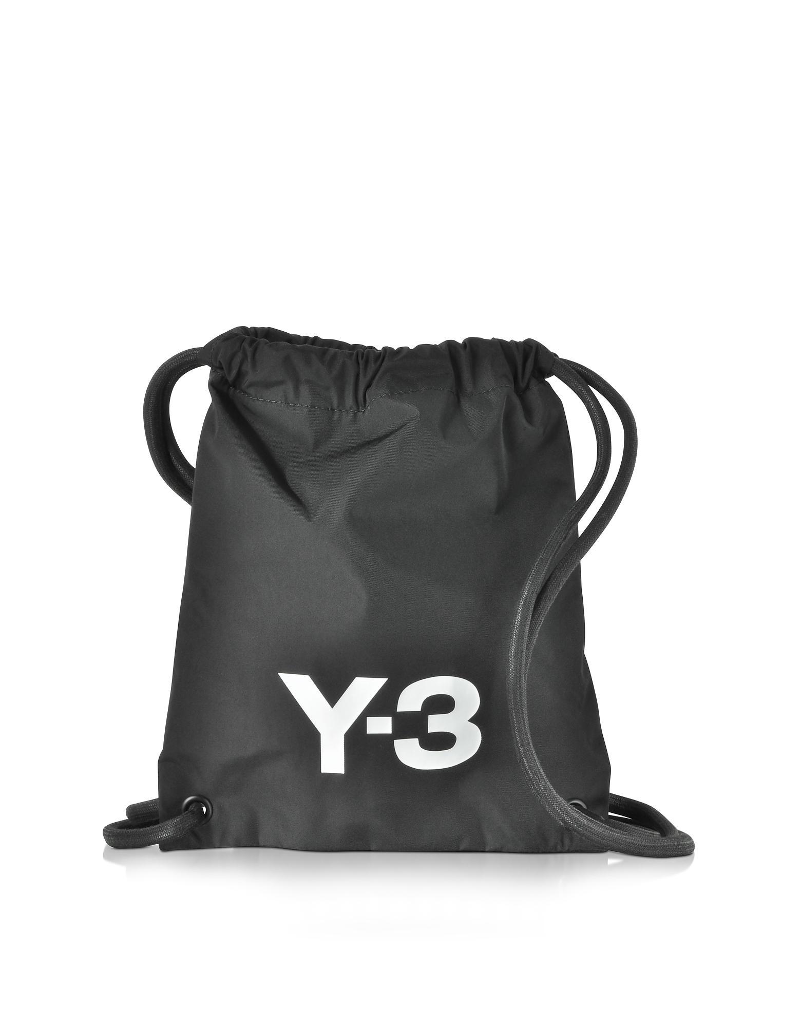 9f5391d51c3b Y-3 Signature Mini Gym Bag in Black for Men - Lyst