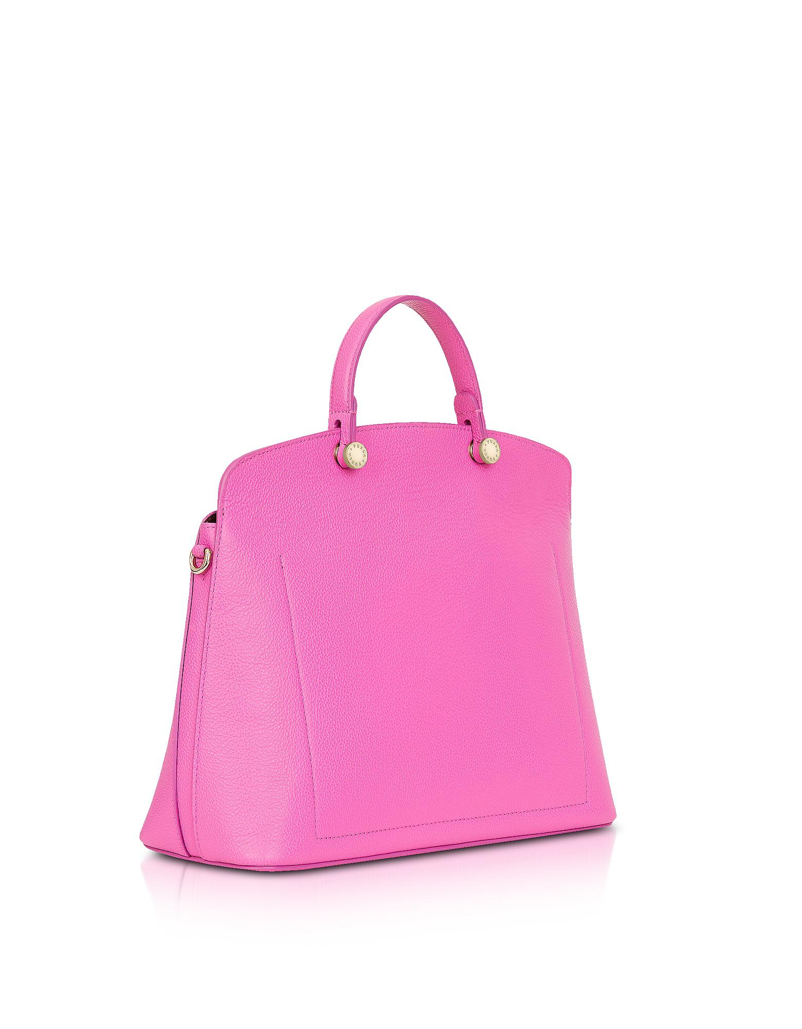 My Piper small top handle tote - Pink & Purple Furla Online Cheap Authentic 0lBVyBjYR
