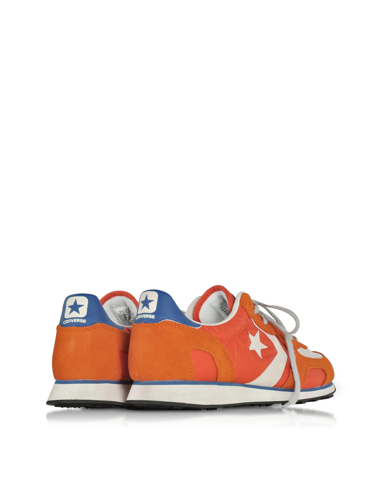 Lyst Converse Men's Orange Suede in Sneakers in Suede Orange 584b4f