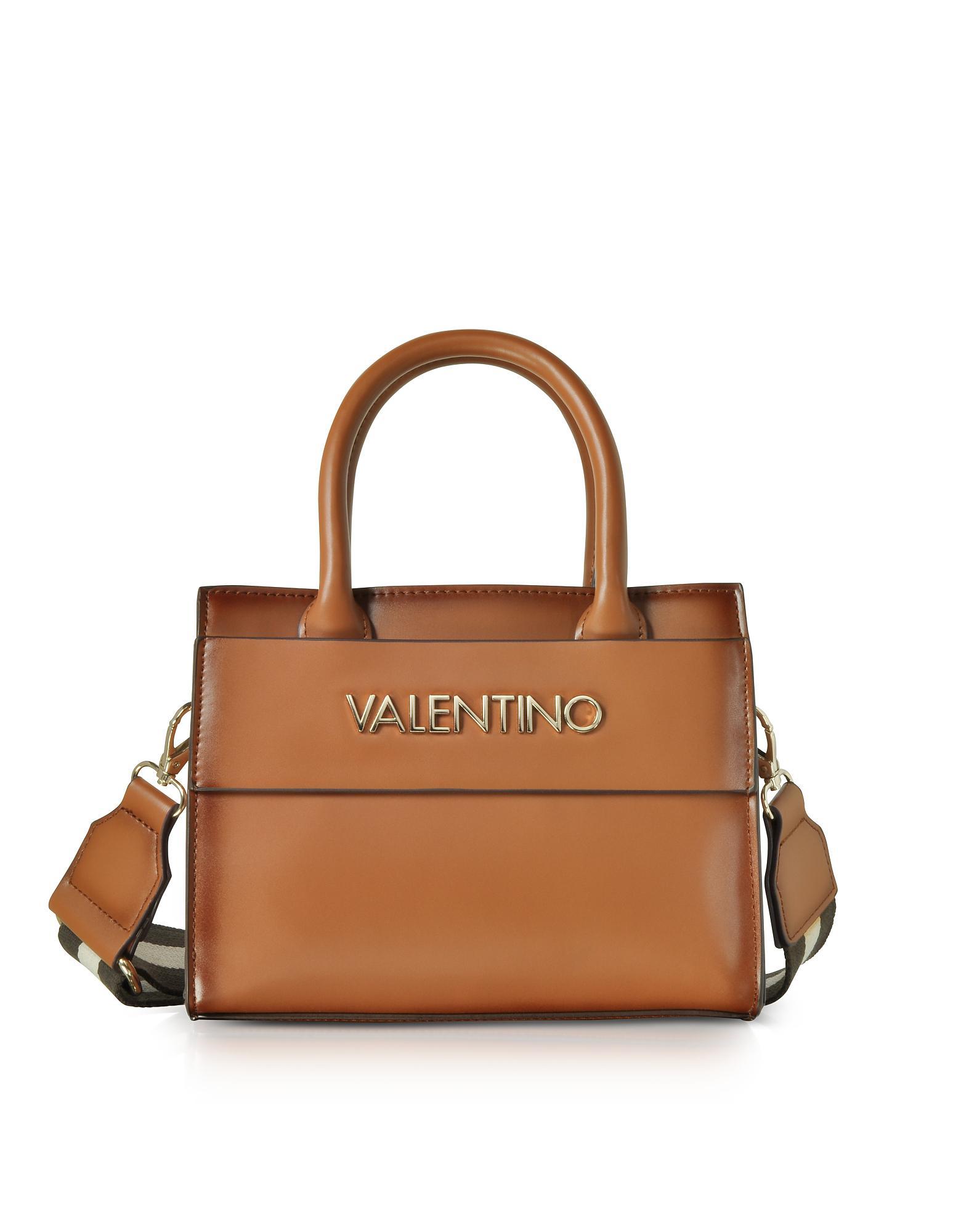 9b2ea9de55 Valentino By Mario Valentino Small Blast Eco Leather Tote Bag in ...