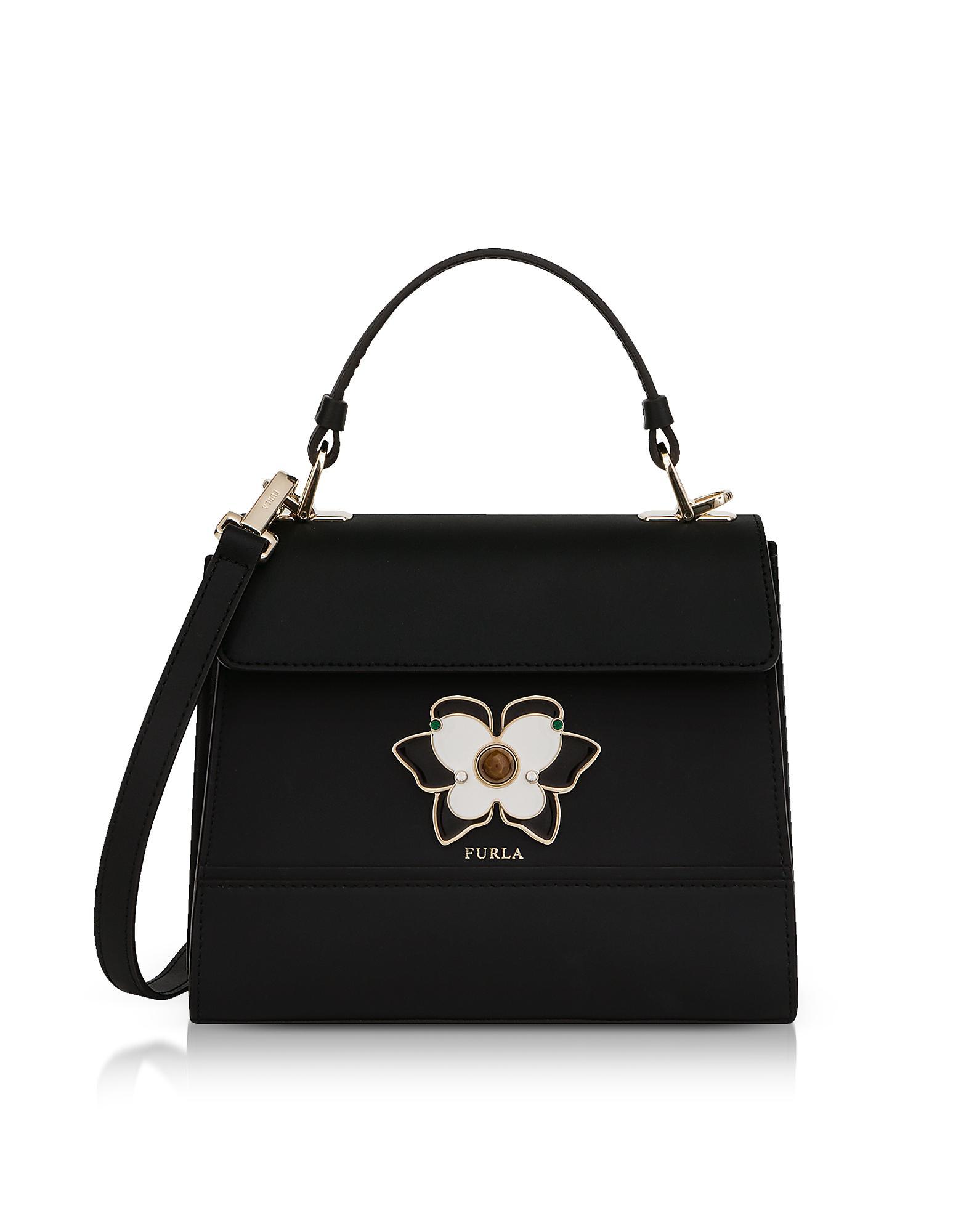 Furla Onyx Mughetto Medium Top Handle Satchel Bag Buy Cheap Sneakernews fjttI8qr