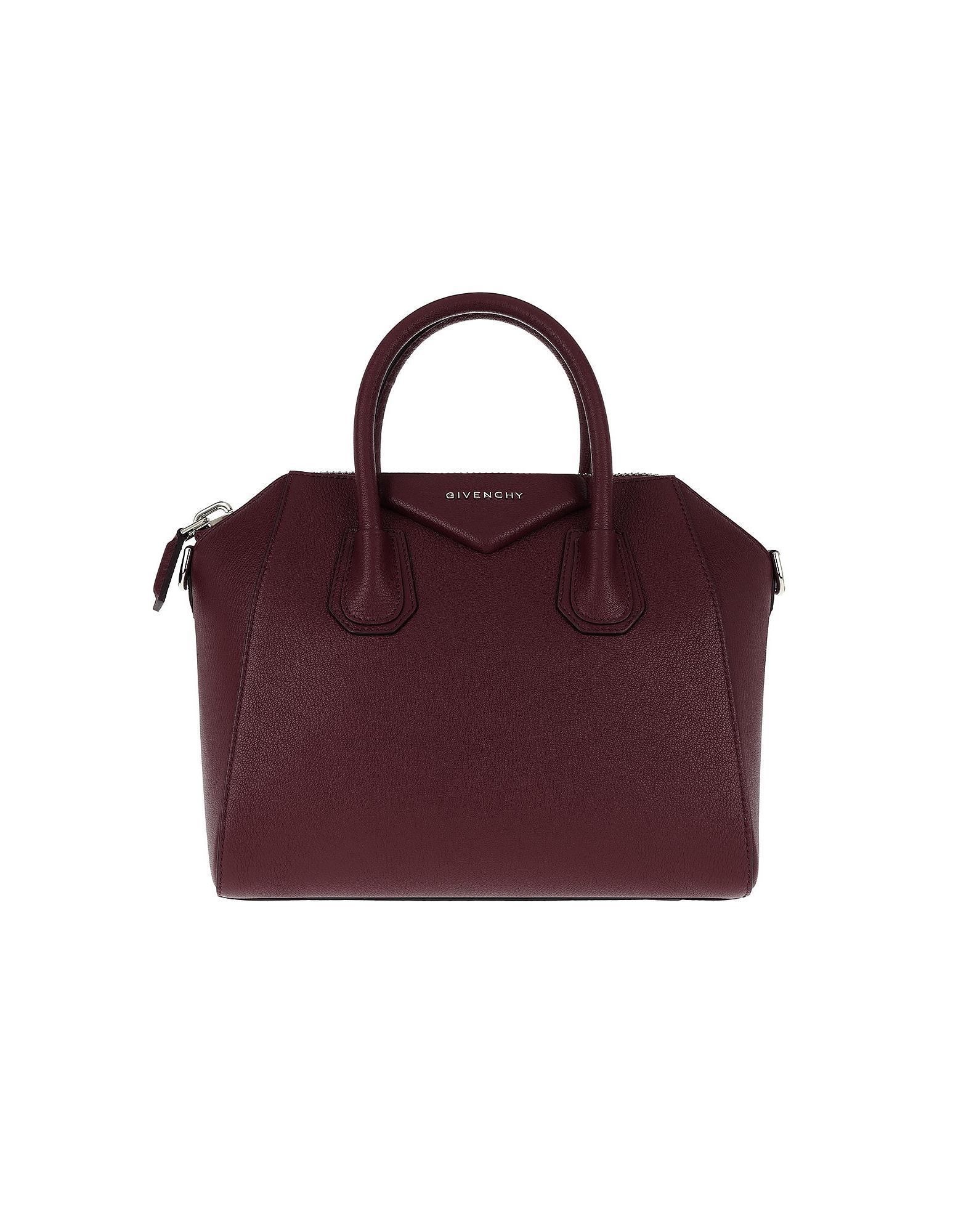 Givenchy - Purple Antigona Small Tote Aubergine - Lyst. View fullscreen cd7e2374a57e9